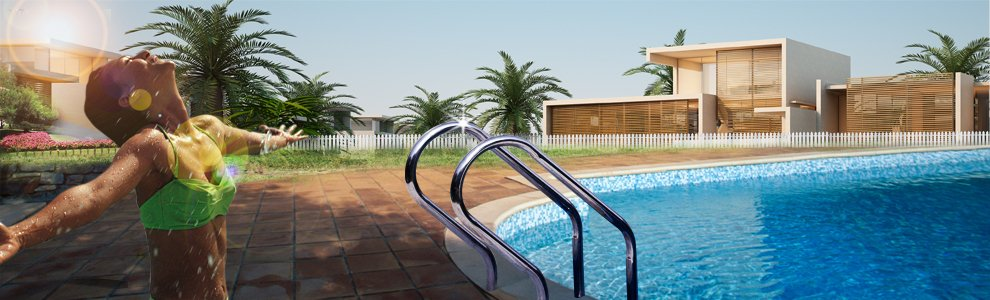 swimming pool equipment and spa company