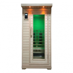 Luxury infrared sauna room,fir sauna room,far infa...