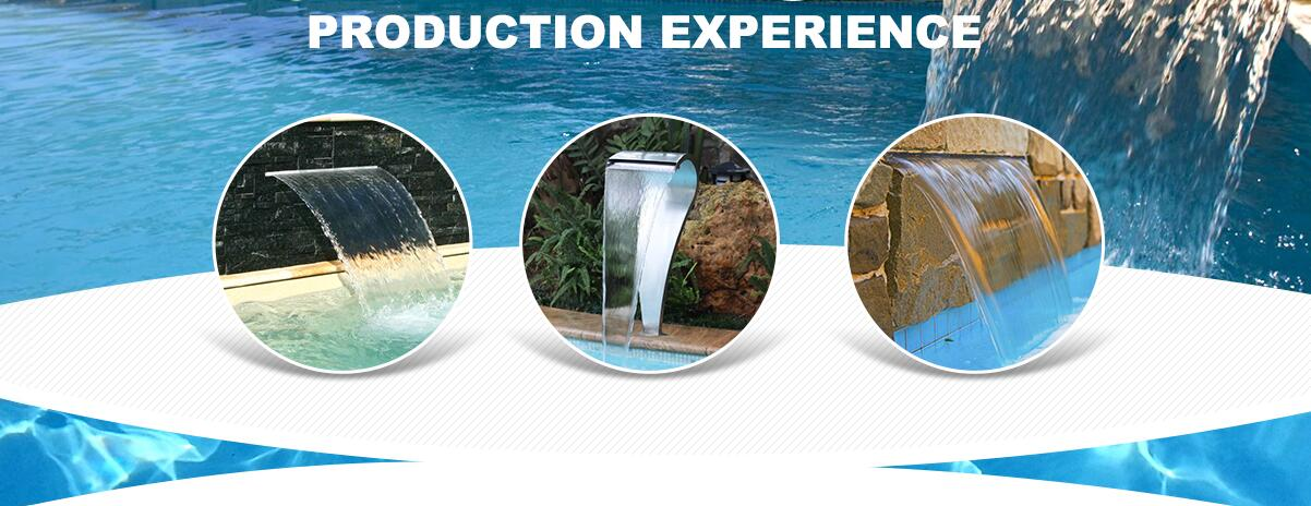 swimming pool products manufacturer