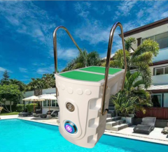 pipeless pool filter for swimming pool, swimming p...